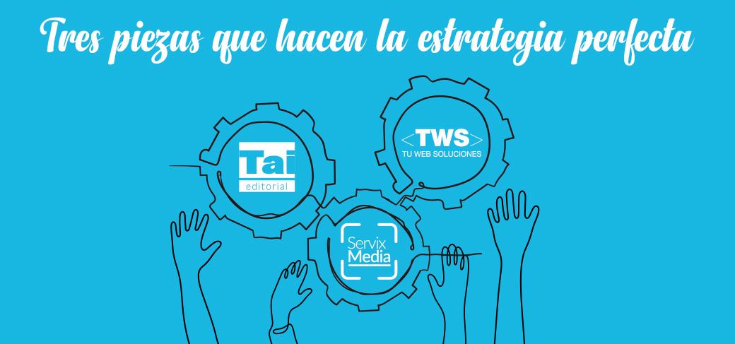 editorial contenidos y marketing para la empresa B2B - Grupo Tai - España