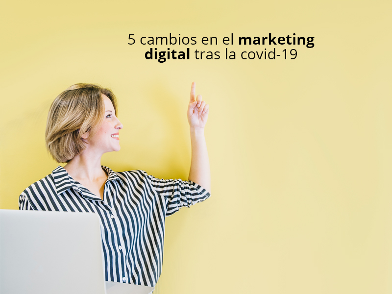 Marketing digital tras covid-19 - Tu Web Soluciones - Grupo Tai - España
